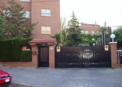 Comunidad de Propietarios Manipa 87 (Madrid)