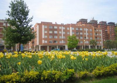 Polígono de Moreda I (Gijón – Asturias)
