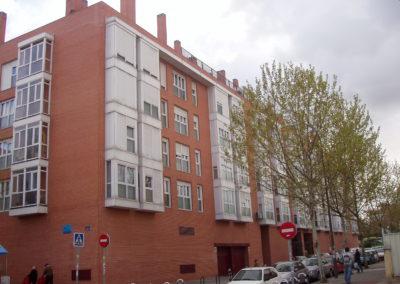 Avenida de Aragón III  (Calle Tampico) – Madrid
